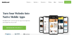 Plugins That Turn Website into a Mobile App
