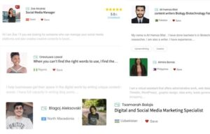 Stand Out of The Crowd on Freelancing Platform
