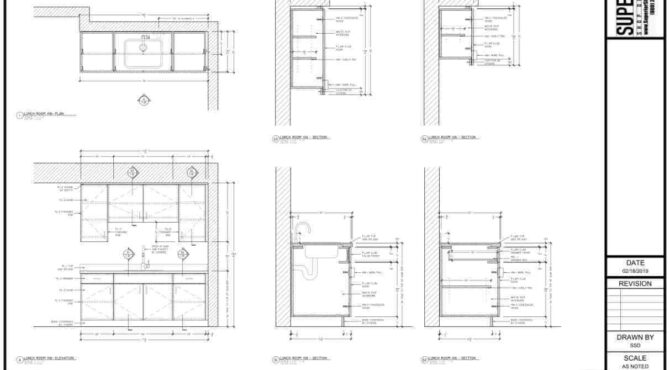 Detail Design And Shop Drawing