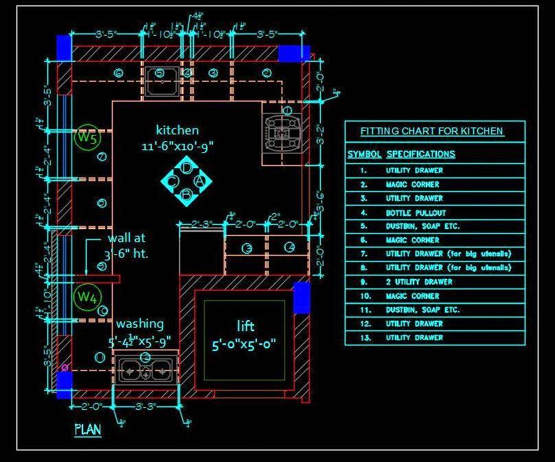 Layouting Plan (CAD)