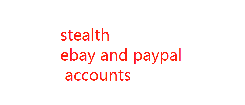 I will create ebay account for suspended sellers and provide ebay guideline to multiple
