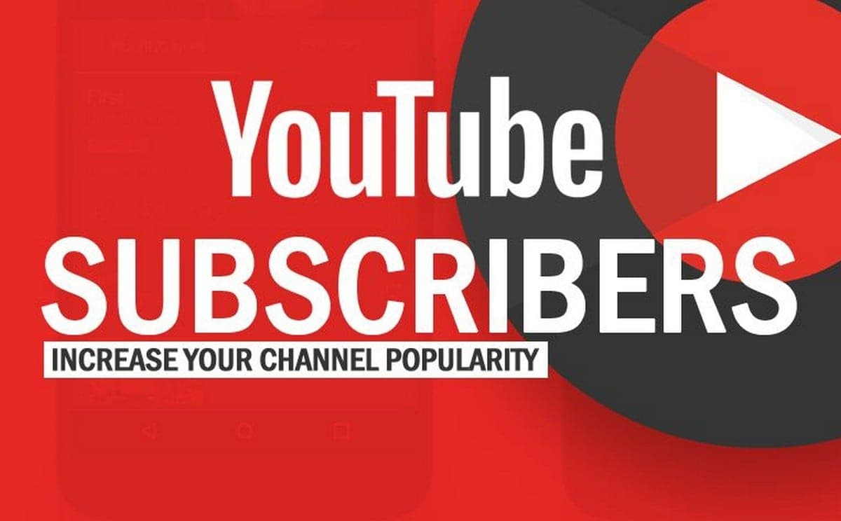 Add 100+ Real YouTube Channel Subscribers