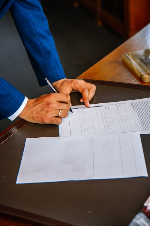 I can draft any type of legal documents for you