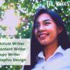 Art Article Writer