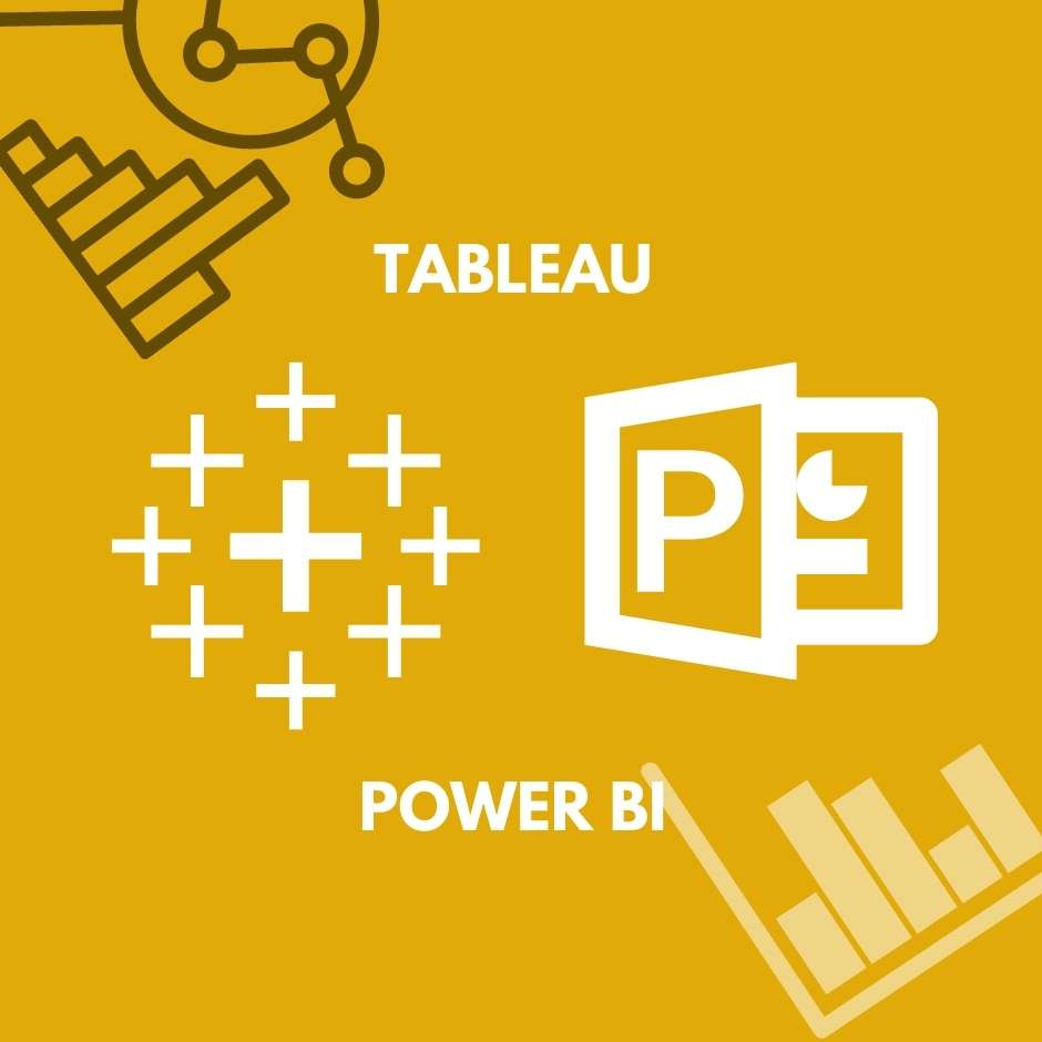 Regular Data Visualization  with Tableau and Power BI
