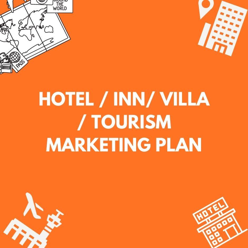Standard Hotel Marketing Plan