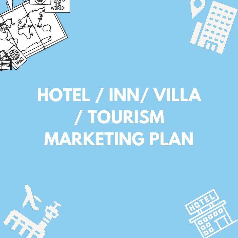 Exclusive Hotel Marketing Plan